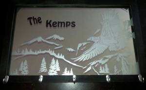 The Kemps Coat Rack