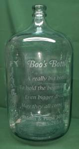 Boos-Bottle