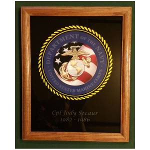 Personalized-Marine-Corps-Plaque